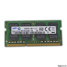 1x8GB DDR3 PC3L-12800S SODIMM Memoria portatil Samsung M471B1G73DB0-YK0 A94