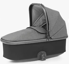 Baby Style Oyster 3 Carrycot, Mercury / City Grey - NEW - RRP £170