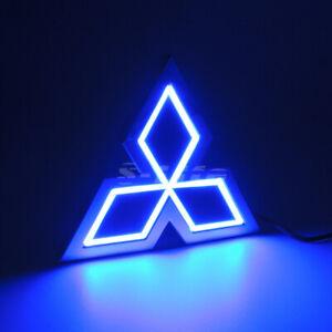 5D Car LED Tail Emblem Logo Badge Light For Mitsubishi Lioncel ASX Galant Lancer