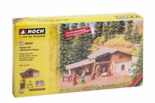 "NOCH 65620 HO 1/87 Set Crèche De Noël – Scenery Set ""Christmas Crib"""