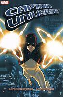 Captain Universe: Universal Heroes by Faerber & Santacruz 2006 TPB Marvel Comics