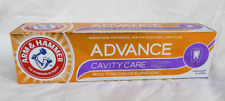 Arm and Hammer Advance Cavity Care Toothpaste - 75ml - Boxed