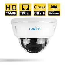 Reolink AutoFocus IP Camera 4MP 1440P POE Security 4X Optical zoom P2P ONVIF