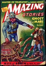 Amazing Stories 373 Issue Pulp Magazine Collection On Disc  Free Shipping