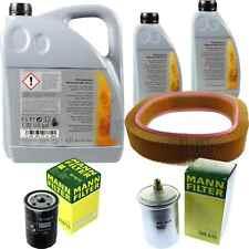 Inspection Set 7L Mercedes Huile 229.51 5W30 + Mann filtre 11104540