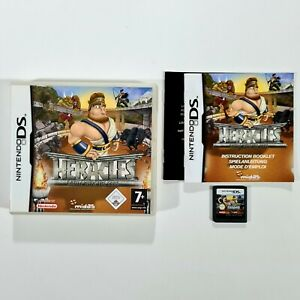 Nintendo DS Spiel HERACLES: BATTLE OF THE GODS dt Herkules/Platformer/Jump'n Run