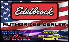 Edelbrock 22755 Max-Fire Ready to Run Distributor Ford 260-289-302 V8