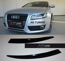 """Scheinwerferblenden """" Böser Blick"""" für Audi A5 8T 07-11 + Kleber"""