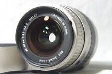 Sigma 28-80mm f/3.5-5.6 II Macro AF Asph. Zoom Lens for Canon EF SN2066981