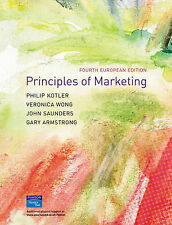 (Good)-Principles of Marketing: European Edition (Pie) (Paperback)-Philip Kotler