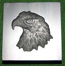 Graphite Glassblowing Lampwork 3D Eagle Head Glass Mold