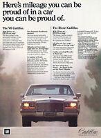 1981 Cadillac Fleetwood - Classic Vintage Advertisement Ad H18