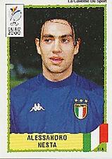 N°171 ALESSANDRO NESTA ITALY ITALIA PANINI EURO 2000 STICKER VIGNETTE CHROMO