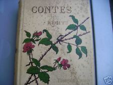 Coppée, Contes e recits in francese