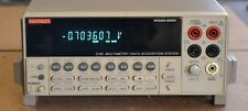 Keithley 2700 Digital Multimeter/Data Acquisition Mainframe, Integra Series GOOD