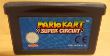 MARIO KART SUPER CIRCUIT for NINTENDO GAME BOY ADVANCE cartridge only