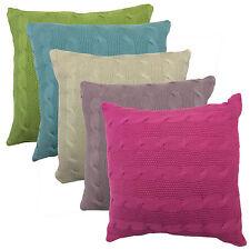Striped Contemporary 100% Cotton Decorative Cushions