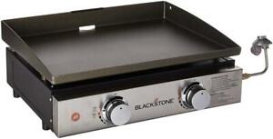 Blackstone Tabletop Grill - 22 Inch Portable Gas Griddle - Propane 22 inch