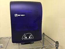 Commercial hands free   towel dispenser