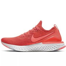 Nike Epic React Flyknit 2 Chile Crimson Red Mens 12