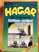 Häger Der Schreckliche Ein Mann Ein Wort Dik Browne 1984 /1985