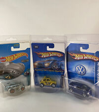 Hot Wheels Mexico VW Dealer Exclusive Volkswagen New Beetle Cup Rare + Bonuses.