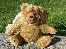 NUOVO Heartfelt Collectibles peluche orso angelo Teo