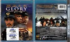 Blu-ray Matthew Broderick Glory Denzel Washington Us Civil War Oop Cdn A/B/C New