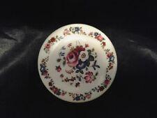Sandford Fine Bone China England Flower Bouquet Covered Trinket Dish