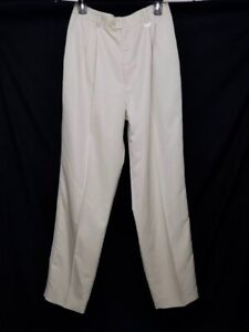 Vtg Callaway Womens Golf Pants Nordstrom 10 Microfiber Polyester USA High Rise