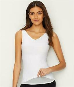 NEW Yummie Tummie YT1-219 6-in-1 Shaping Tank White XS #78788