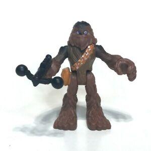 Imaginext Star Wars 2011 Chewbacca Hasbro Action Figure Slimline Crossbow