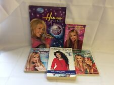Miley Cyrus Themed Book Bundle x5 - Keeping Secrets, Face-Off, Miles To Go