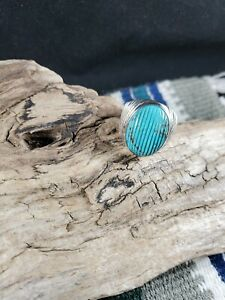 Turquoise Ring, size 11