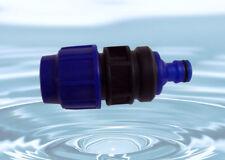 25 mm PE-Rohr Anschluss mit Schnellkupplung ,TOP-Qualität #39 WS