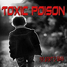 Toxic Poison - The Beast Is Back - CD Album