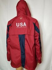 Rare Vintage US Team Nike Track And Field Vented Jacket Made in USA Stitched 3XL