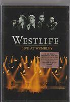 WESTLIFE LIVE AT WEMBLEY DVD MUSIC CONCERT