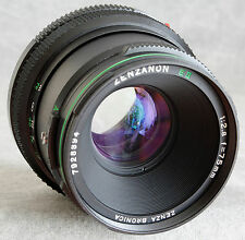 Zenzanon Zenza Bronica EII 75 mm 1:2.8 lens For Bronica **Please Read**