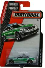 2015 Matchbox #53 MBX Heroic Rescue BMW M5 Police