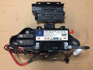 MERCEDES BENZ A B C CLASS A0009829608 OEM BATTERY A0009822023 MONITORING MODULE