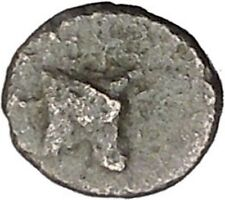 MYTILENE Lesbos Island GREEK City 440BC Apollo Bull Ancient Greek Coin i45678