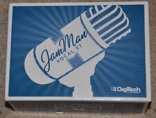 DigiTech JamMan Vocal XT stompbox looper for vocalists new