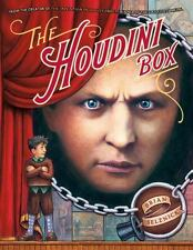 The Houdini Box by Brian Selznick (2001, Picture Book)