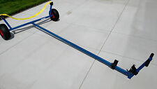 Melges 14 Sailboat Dolly with Beach Wheels