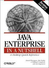 Java Enterprise in a Nutshell (In a Nutshell (O'Reilly)),William Crawford,Jim F