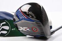 CALLAWAY XR PRO DRIVER / 9°/ STIFF FLEX PROJECT X LZ SHAFT / CADXRP030