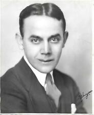 Jimmy Sair Original 7 3/4 x 9 3/4 Publicity Photo by DEMIRJIAN - 1930's B171
