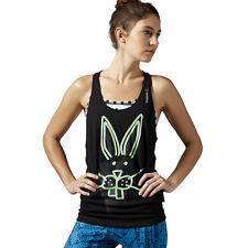 Women's Reebok Yoga Rabbit Tank Top Sleeveless Training Shirt