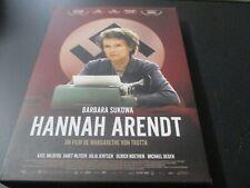 """COFFRET COLLECTOR 2 DVD """"HANNAH ARENDT"""" Barbara SUKOWA / M. VON TROTTA"""